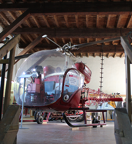 elicottero Agusta Bell 47G 3B-1 del 1956