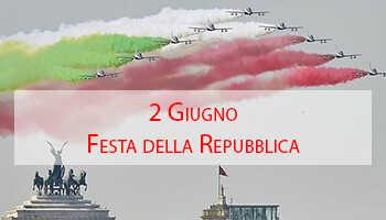 UdP – Messaggio di Auguri per la Festa della Repubblica