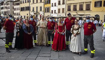 Sezione di Firenze – Ringraziamento ai Sanitari e al Volontariato per l'emergenza covid-19