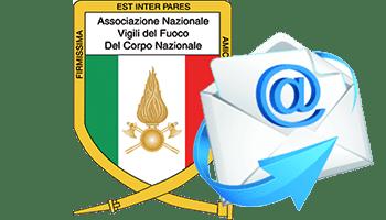 Procedure per l'invio di comunicazioni Istituzionali ANVVF con Posta Elettronica