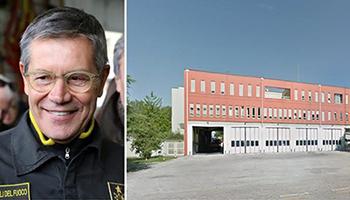 Sezione di RAVENNA – visita al Comando VVF di Ravenna del Capo del Corpo Naz. Ing. Dattilo