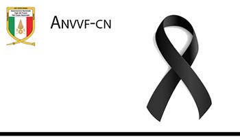 Firenze – Decesso ex Presidente della Sezione ANVVF-CN di Firenze, Roberto PECCHIOLI