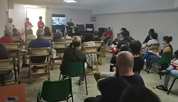 Sezione di NAPOLI – Incontro informativo tra ANVVF Napoli e Croce Rossa Napoli sud