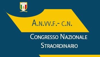 Convocazione Congresso Naz. Straordinario 9/10/2020