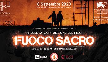 Biennale di Venezia – FUOCO SACRO