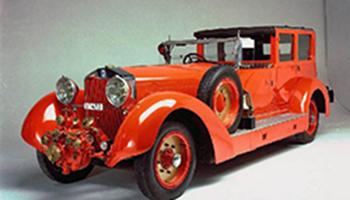 Autovettura Isotta Fraschini 8A