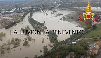 Sezione di BENEVENTO – Il lavoro dei Vigili del Fuoco e del nostro interagire con gli elementi.