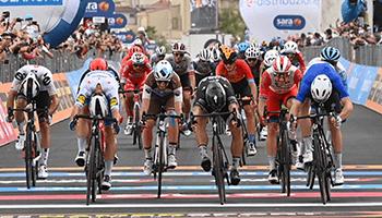 Sezione di MESSINA – Collaborazione al Giro d'Italia 2020