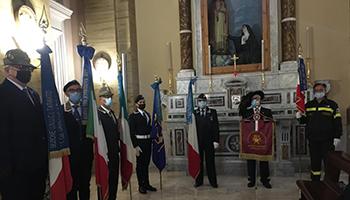 Sezione di TARANTO – 16° anno della perdita del caro concittadino Giovanni BRUNO