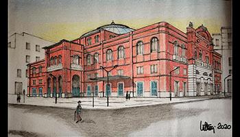 Ricorrenze – Incendio del Teatro Petruzzelli di Bari – 27 ottobre 1991