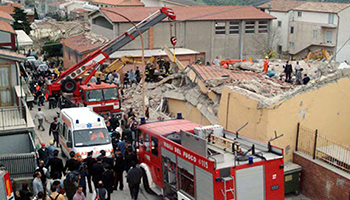Ricorrenze – Terremoto del Molise 31/10/2002