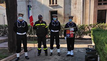 Sezione di TARANTO – Commemorazione dei Caduti di tutte le guerre.