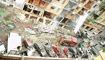 Ricorrenze –  27 Novembre – Ricordo dell'esplosione in Via Ventotene a Roma.