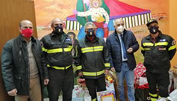 Sezione di MESSINA – Donazione ai Bambini bisognosi