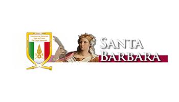 AUGURI PER LA FESTIVITA' DI SANTA BARBARA 2020