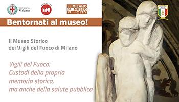 Sezione di MILANO – Museo Storico dei Vigili del Fuoco – Video Presentazione