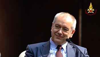 Ufficio di Presidenza – Saluto al Referente nazionale CNVVF uscente – ing Marco CAVRIANI
