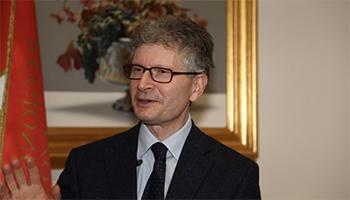 Ufficio di Presidenza – Saluto al nuovo Referente nazionale del CNVVF – ing. Stefano MARSELLA