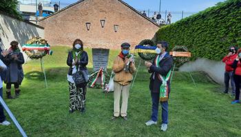 Sezione di TORINO – Commemorazione del 25 aprile
