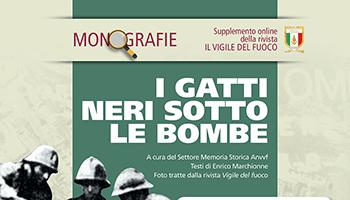 Monografia – I Gatti Neri sotto le bombe