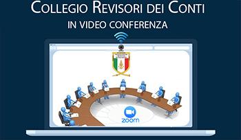 Convocazione Collegio naz. Revisori dei Conti in VDC – 13/05/2021 – ore 16,00