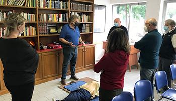 Sezione di TORINO – 3^ Edizione Corso BLS-D