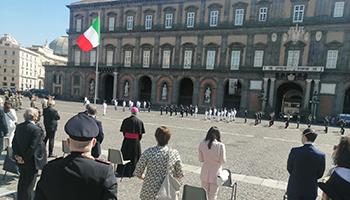 Sezione di NAPOLI – Festa della Repubblica 2021