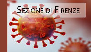 Sezione di FIRENZE – Resoconto attività periodo della pandemia da marzo 2020 a luglio 2021