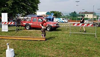 Sezione di VICENZA – Pompieropoli a Villaverla