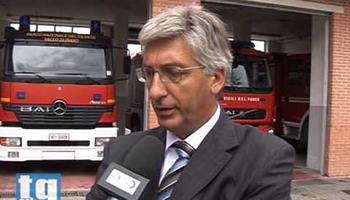 Congratulazioni al Nuovo Capo del CNVVF – Egr. Dott. Ing. Guido Parisi