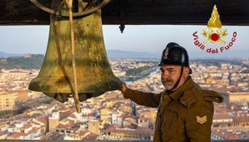 I Vigili del Fuoco a Firenze: La Seconda guerra mondiale e la Liberazione