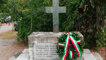Sezione di LODI – Commemorazione del 77° anniversario dell'eccidio del poligono di tiro di Lodi