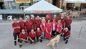 Sezione di PISA – Pompieropoli a Casciana Terme