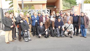 Lecce – Non è più tra noi Cosimo CARROZZINI, Presidente della sezione ANVVF di Lecce.