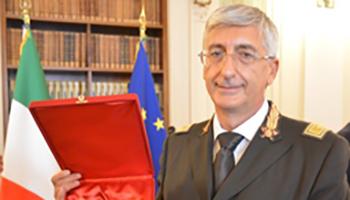 Messaggio del Capo del Corpo Nazionale ing. Guido PARISI