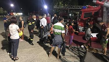Sezione di FIRENZE – Mini Pompieropoli a Borgo San Lorenzo