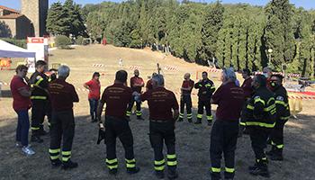 Sezione di PISTOIA – Pompieropoli, domenica 12 settembre 2021