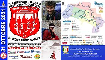 Sezione di BOLOGNA – Maratona – 26° Trofeo Tiziano Nannuzzi.