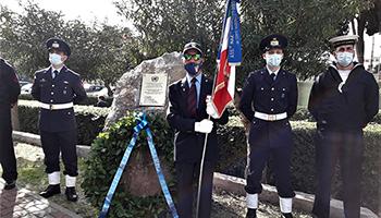 """Sezione di BRINDISI – Cerimonia commemorativa in onore dei caduti """"Gli Angeli del SAR"""""""