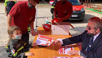 Sezione di PALERMO – Pompieropoli alla Favorita